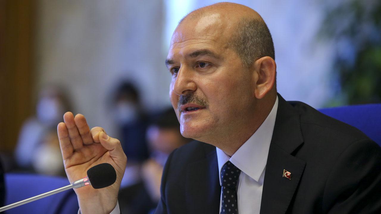 Bakan Soylu'dan Gara açıklaması