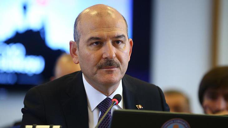 Bakan Soylu: Kimlik kartlarının yüzde 74'ü değiştirildi