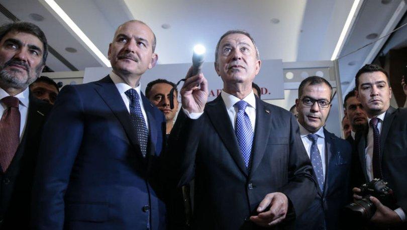 Bakanlar Soylu ve Akar'dan CHP ve İYİ Parti'ye ziyaret