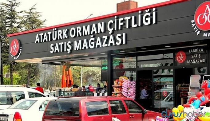 Bakanlık 30 kuruma verdiği istisnayı Atatürk Orman Çiftliği'ne vermedi