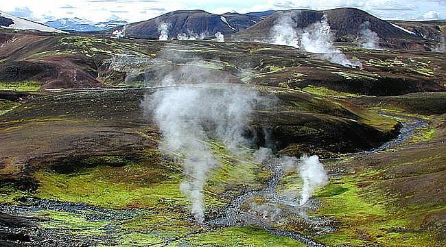 Balıkesir'de jeotermal sahaları ihaleye açıldı