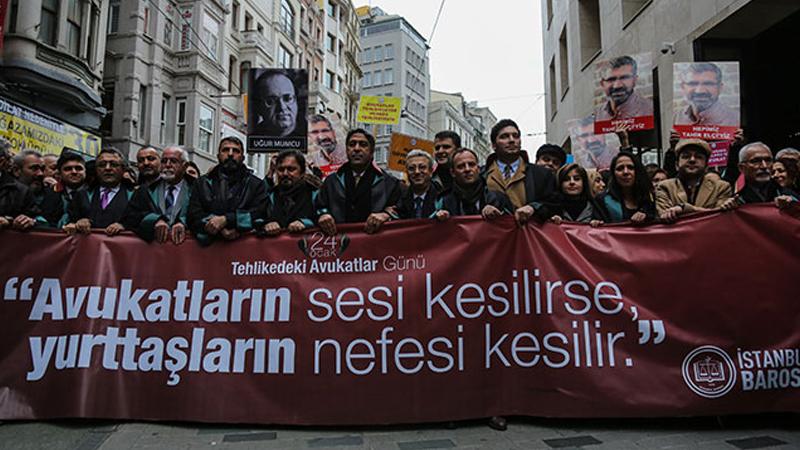 Barolar, Ankara'ya 'Savunma Yürüyüşü' başlatıyor