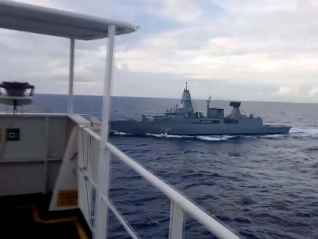 Başsavcılık Türk bayraklı geminin aranması hakkında soruşturma başlattı