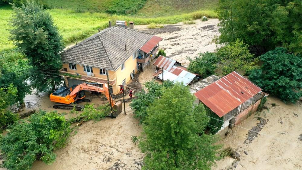Batı Karadeniz'deki sel: Kastamonu'da can kaybı 11'e yükseldi