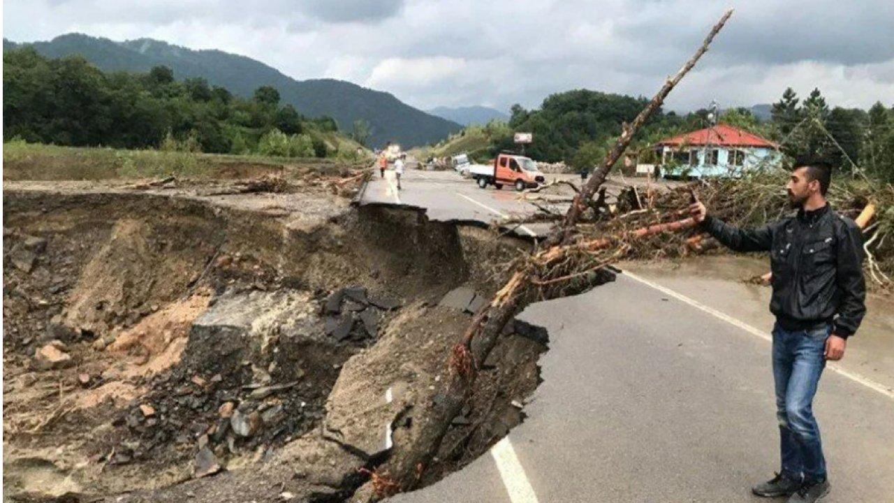 Batı Karadeniz'deki sel felaketi: Can kaybı 27'ye yükseldi