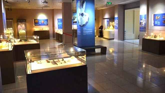 Batman Müzesi'nde kayıp tarihi eser incelemesi
