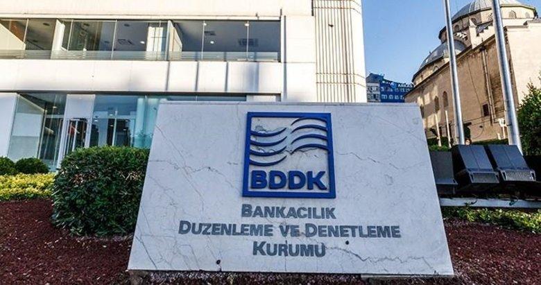 BDDK'dan 'normalleşme' kararı: 'Aktif rasyosu' kaldırıldı