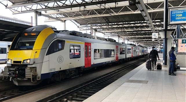 Belçika turizmi canlandırmak için bedava tren bileti dağıtacak