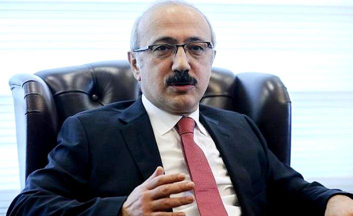 Berat Albayrak'ın yerine atanan Lütfi Elvan'dan ilk açıklama