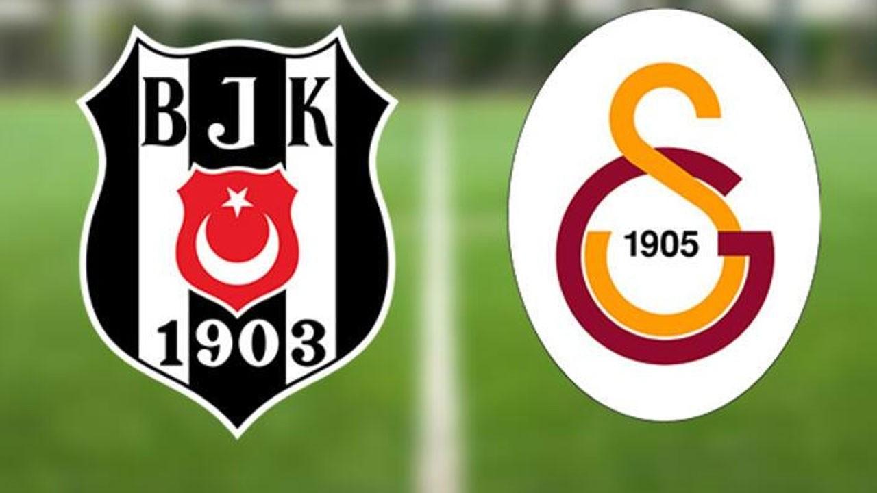 Beşiktaş, Dolmabahçe'de Galatasaray'ı konuk ediyor