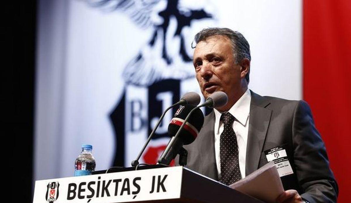 Beşiktaş'ın kurtuluşu için destek kampanyası
