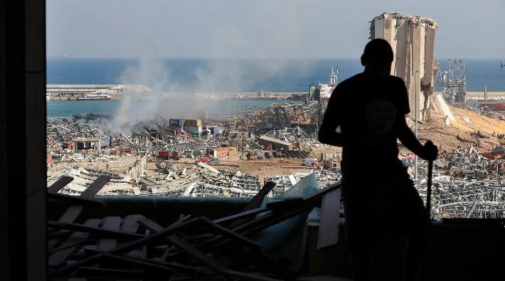 Beyrut Limanı'ndaki patlamaya ilişkin 16 kişi tutuklandı