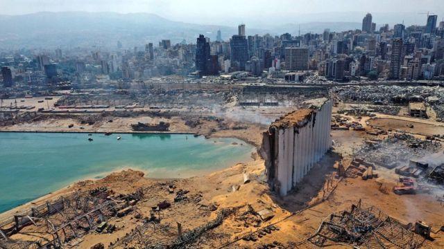 Beyrut Limanı patlamasıyla ilgili 3 kişi için kırmızı bülten