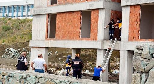 Bilecik'te iş cinayeti; 11'inci kattan düşen işçi öldü