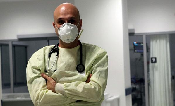 Bilim Kurulu Üyesi Kayıpmaz: Hasta bir kişi, 100 kişiyi enfekte edebiliyor
