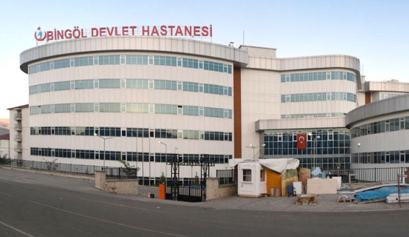 Bingöl Devlet Hastanesi'nde 33 sağlık çalışanı koronavirüse yakalandı