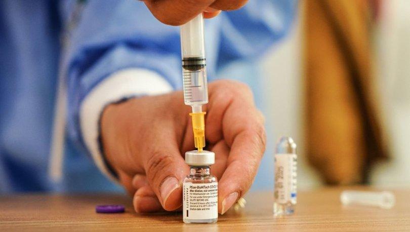 BioNTech aşısının 3. dozunun yapılacağı tarih açıklandı