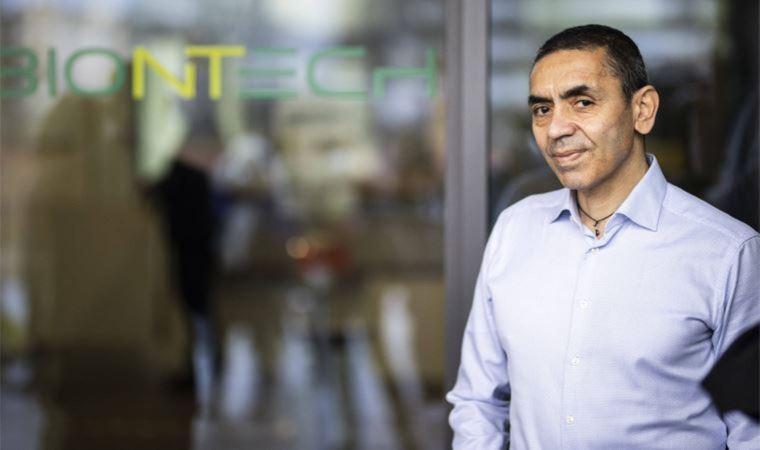 BionTech CEO'su Uğur Şahin'den varyant açıklaması