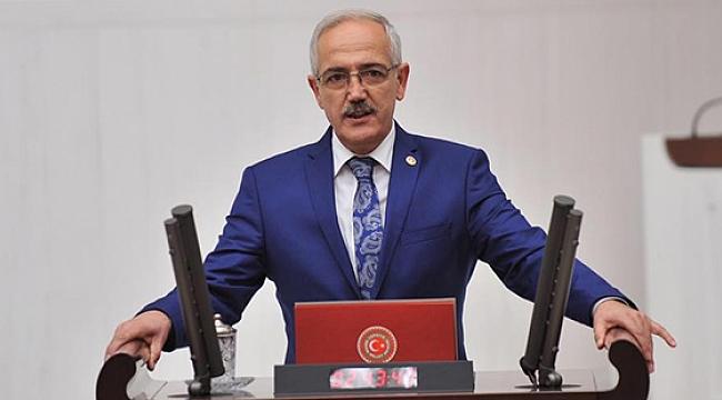 Bir AK Parti'li vekilin daha Kovid-19 testi pozitif çıktı