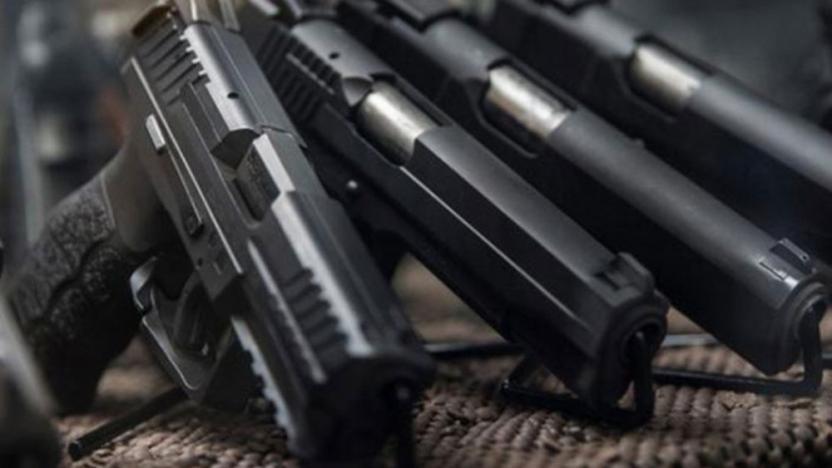Bireysel silahlanma başvurusu 2020 yılında yüzde 34 arttı