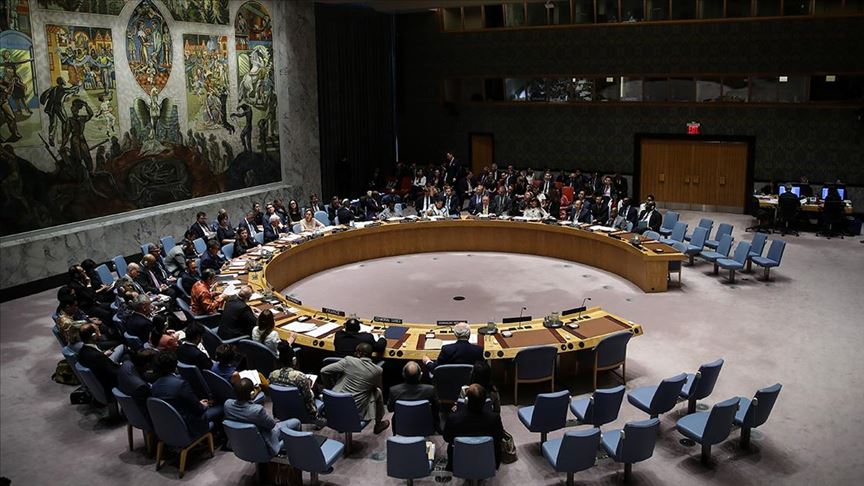 Birleşmiş Milletler Güvenlik Konseyi'nin yeni geçici üyeleri belirlendi