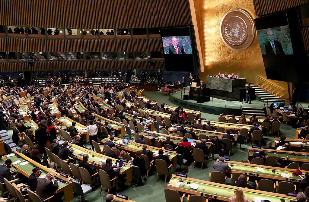 BM 75. Genel Kurulu Başkanı Volkan Bozkır görevi devretti