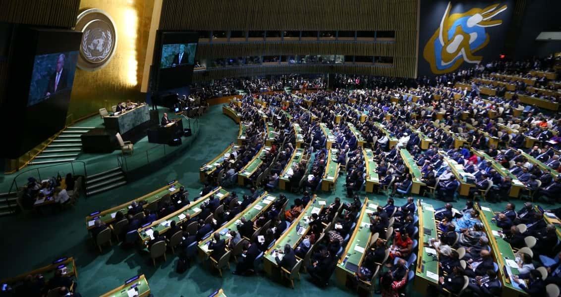 BM Genel Kurulu, Filistin için perşembe toplanacak