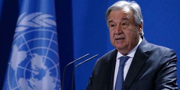BM Genel Sekreteri: Pandemi kontrolden çıktı