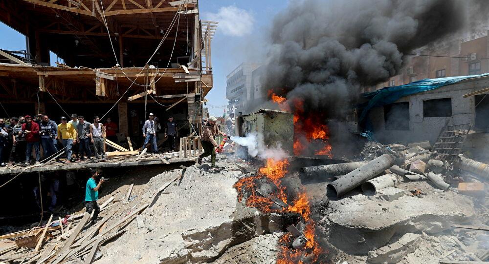 BM: İsrail'in Gazze'ye saldırıları sonucunda en az 52 bin kişi yerinden edildi