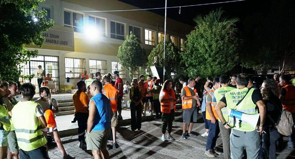 Bodrum Belediye Başkanı: Lütfen artık yardım göndermeyin