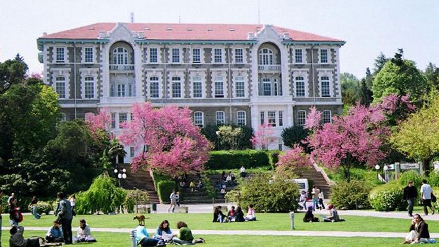 Boğaziçi Üniversitesi'ne iki yeni fakülte