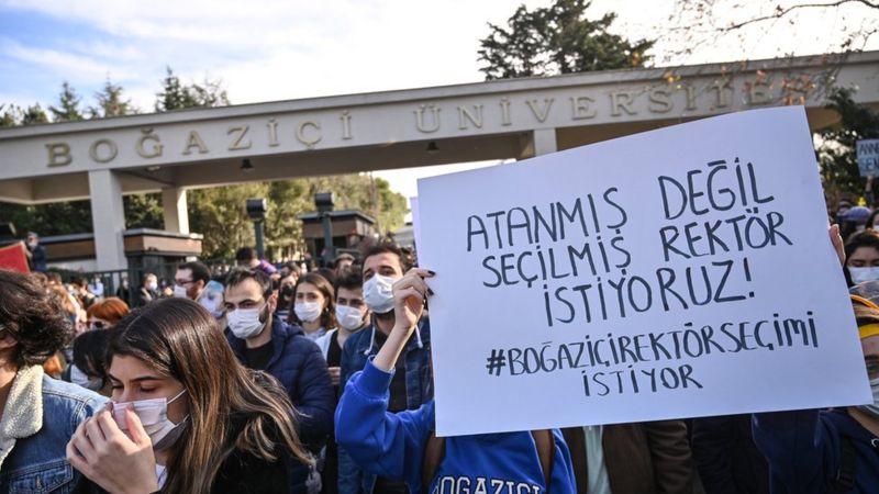 Boğaziçi Üniversitesi protestolarında gözaltına alınan 24 kişi serbest bırakıldı