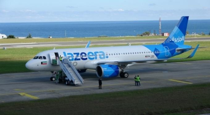 Bomba ihbarı yapılan uçak Trabzon'a acil iniş yaptı