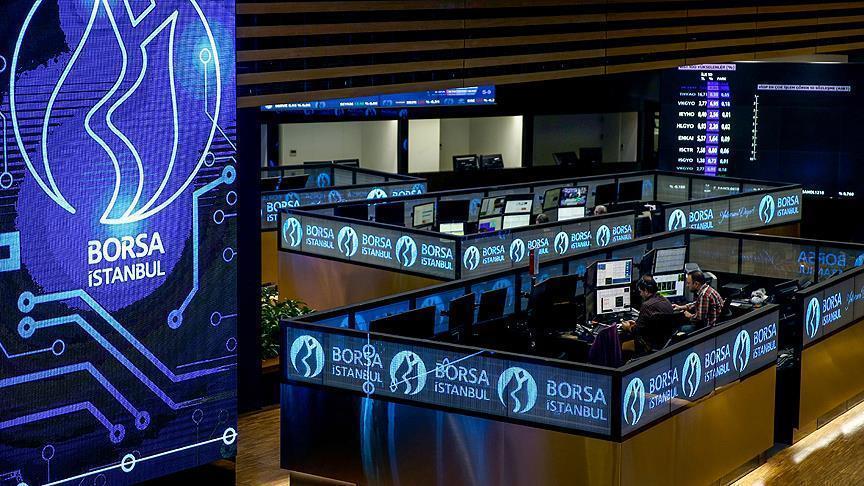 Borsa'da yabancı payı yüzde 50'nin altına düştü