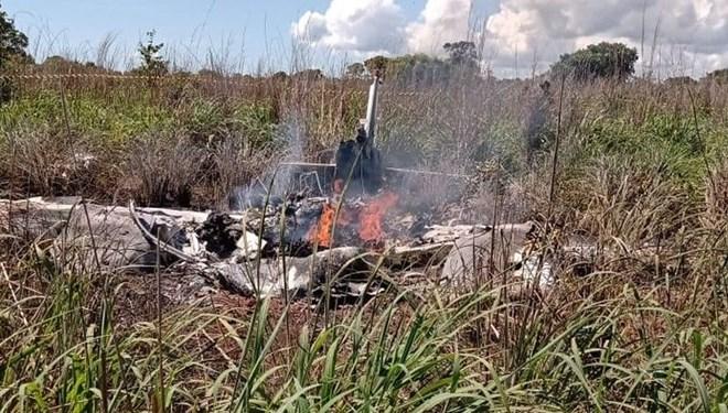 Brezilya'da futbolcuları taşıyan uçak düştü: 6 kişi yaşamını yitirdi