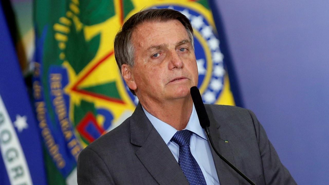 Brezilya Devlet Başkanı futbol maçına alınmadı