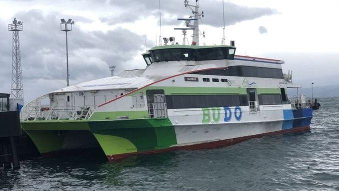 BUDO'da bazı seferler iptal edildi
