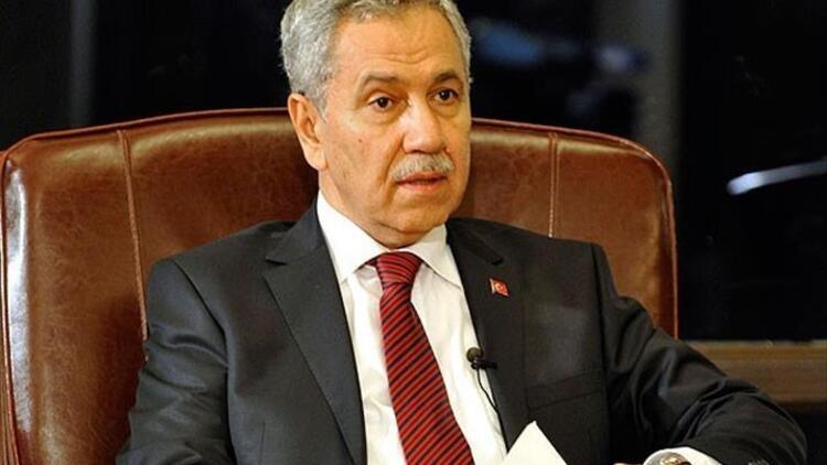 Bülent Arınç, Yüksek İstişare Kurulu'ndan istifa etti