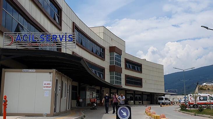 Bursa'da 61 işçi yemekten zehirlendi