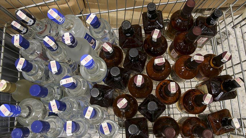 Bursa'da sahte içkiden ölenlerin sayısı 8'e yükseldi