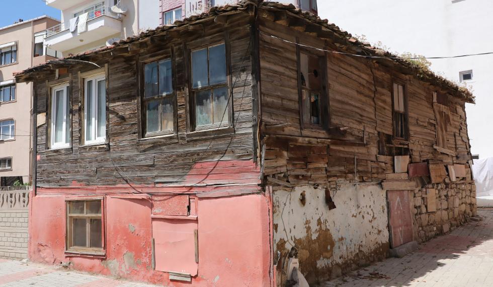 Büyükçekmece'de tarihi Rum evleri sosyal yaşam merkezine dönüşecek