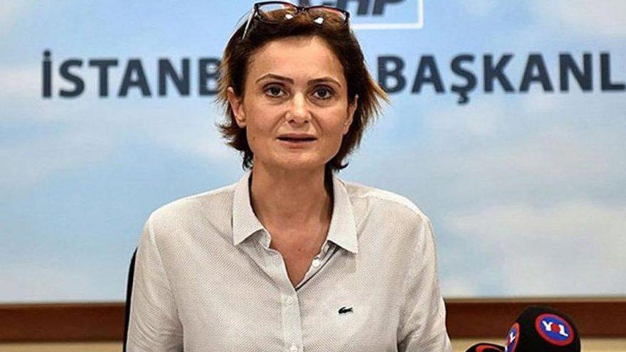 Canan Kaftancıoğlu hakkında yeni iddianame