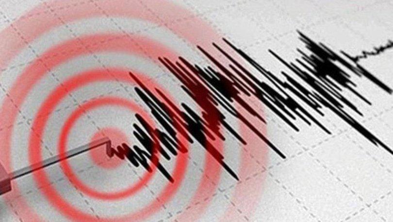 Çankırı'da 3.6 büyüklüğünde deprem