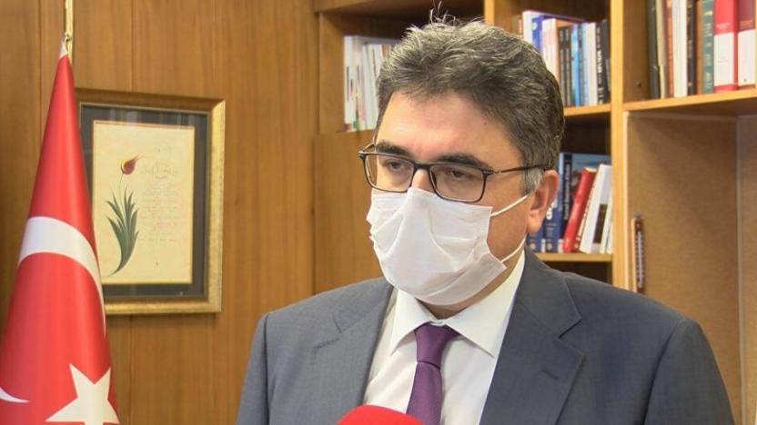 Çapa Tıp Dekanı'ndan 'yoğun bakım' uyarısı: Durum ciddi