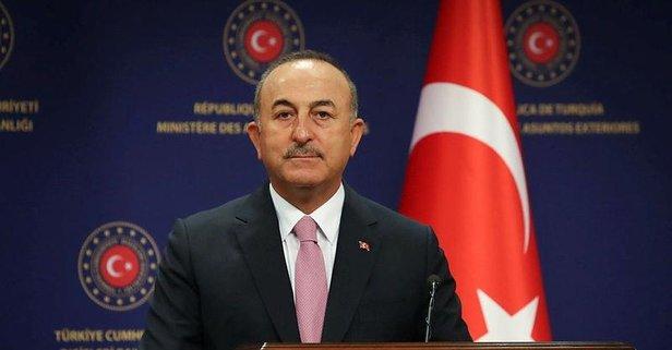 Çavuşoğlu: Azerbaycan'ın somut bir talebi olursa destek veririz