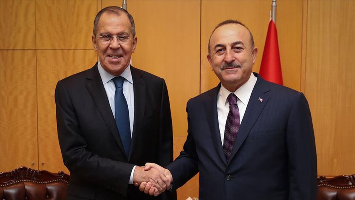 Çavuşoğlu Lavrov görüşmesi ertelendi