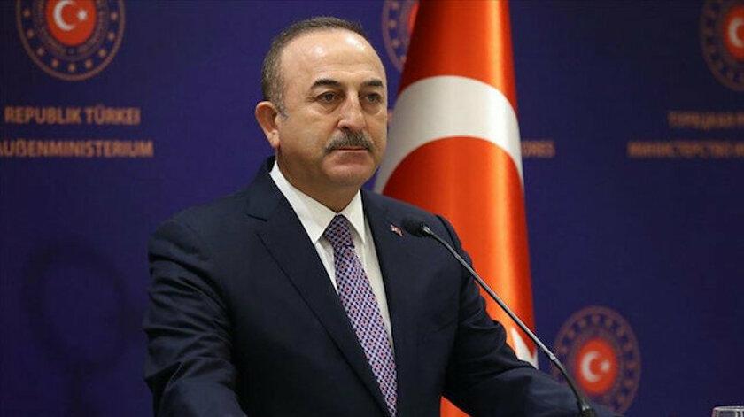 Çavuşoğlu: Mısır'la diplomatik düzeyde temaslarımız başladı
