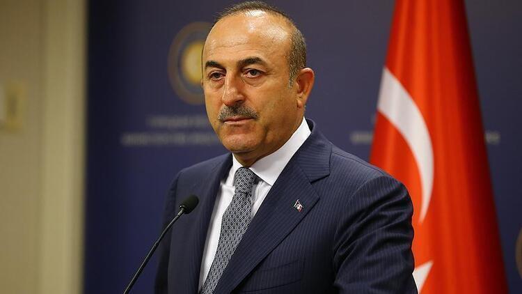 Çavuşoğlu: Türkiye'nin S-400'ü satın aldığını ve bu işin bittiğini söyledik