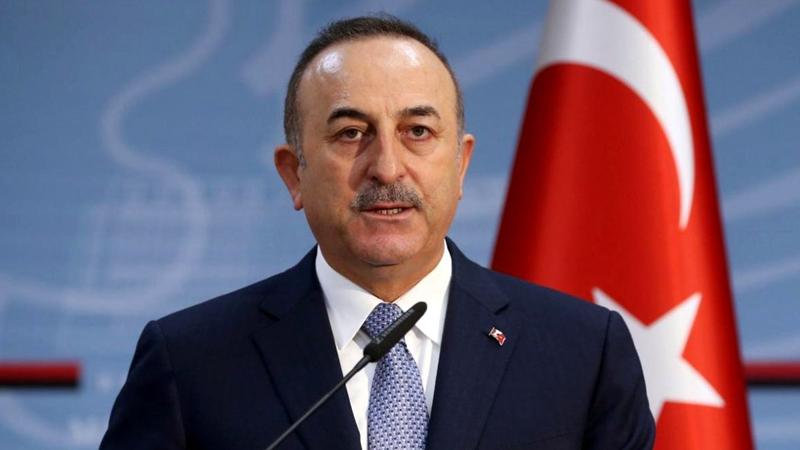 Çavuşoğlu: Türkiye, Suriye'nin toprak bütünlüğünü savunmaya devam edecek