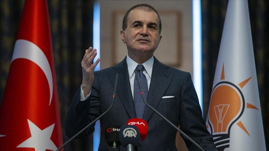 Çelik'ten CHP'li Kaboğlu'nun sözlerine tepki: Şiddetle kınıyoruz